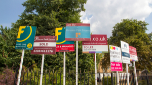 UK house prices hit record highs in post-Covid bounce